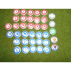 Sharp Practice compatible markers