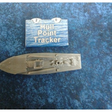 Dual Hull Point Tracker